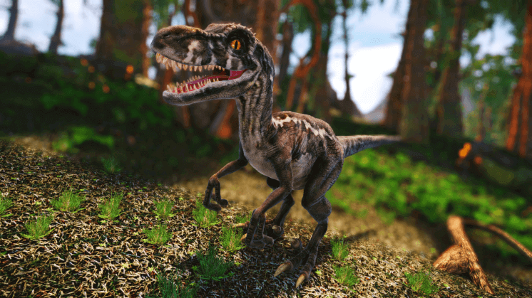 Walk with dinosaurs 5D
