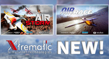 New Flight Simulators