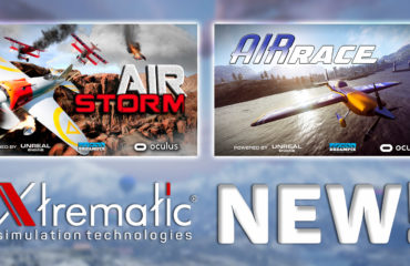New Flight Simulators