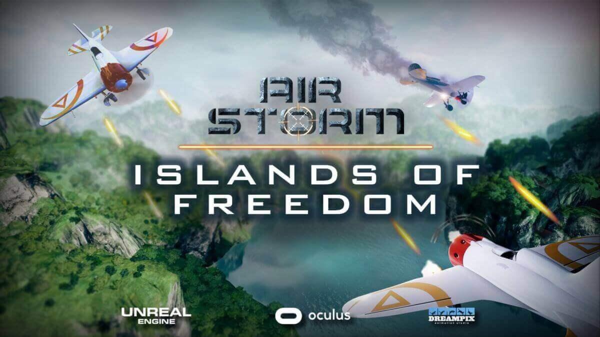 VR Flight Simulation